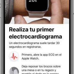ecg de apple watch en españa