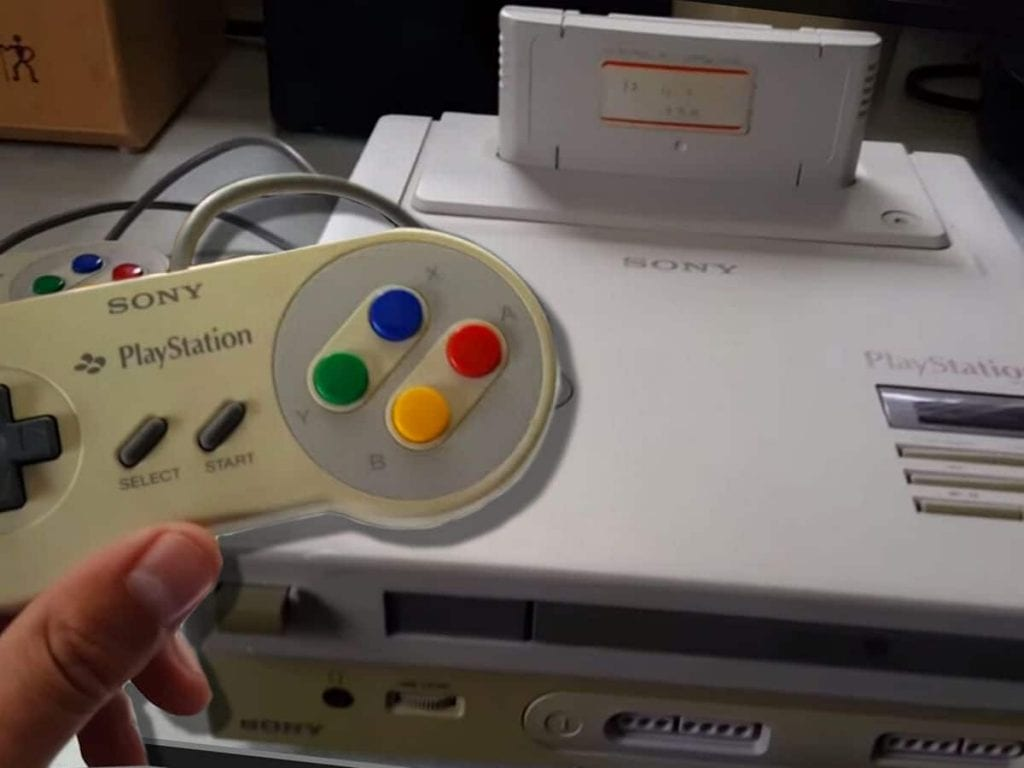 nintendo playstation