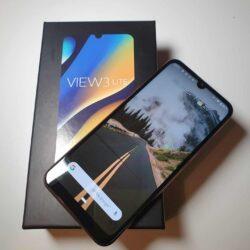 Wiko View3 Lite portada