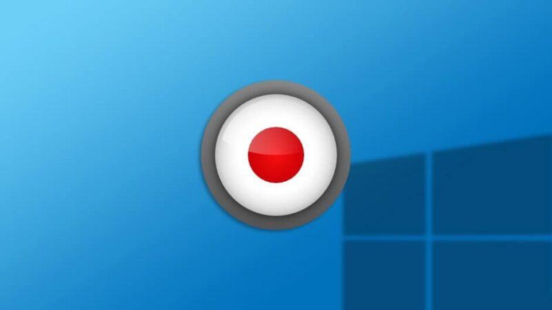 grabar la pantalla en windows 10