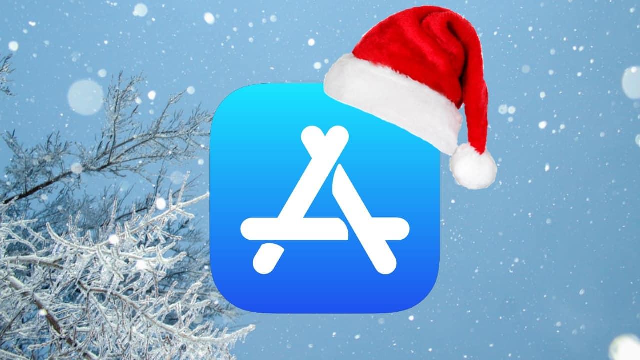 sorpresas navidenas de apple en la app store