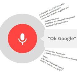sugerencias ok google
