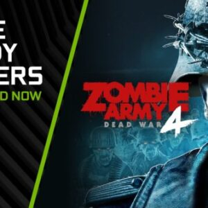 Drivers NVIDIA Game Ready Zombie Army: Dead War 4: todos los detalles