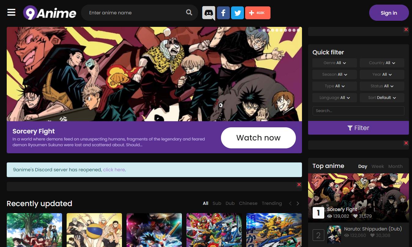 Mejores Paginas Para Ver Anime Online Gratis 2021