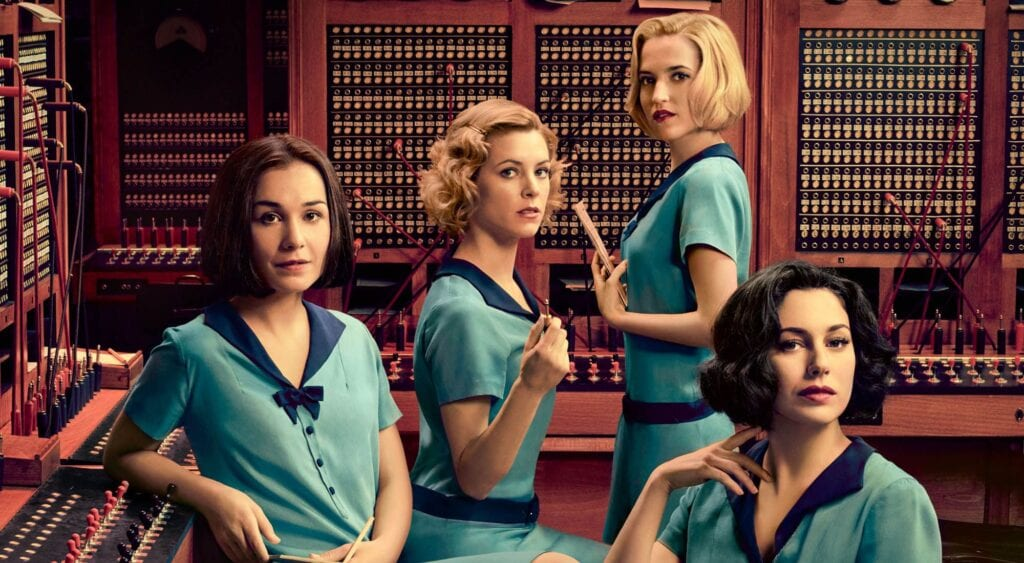 las chicas del cable temporada final