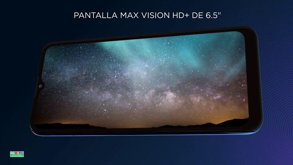Motorola One Fusion