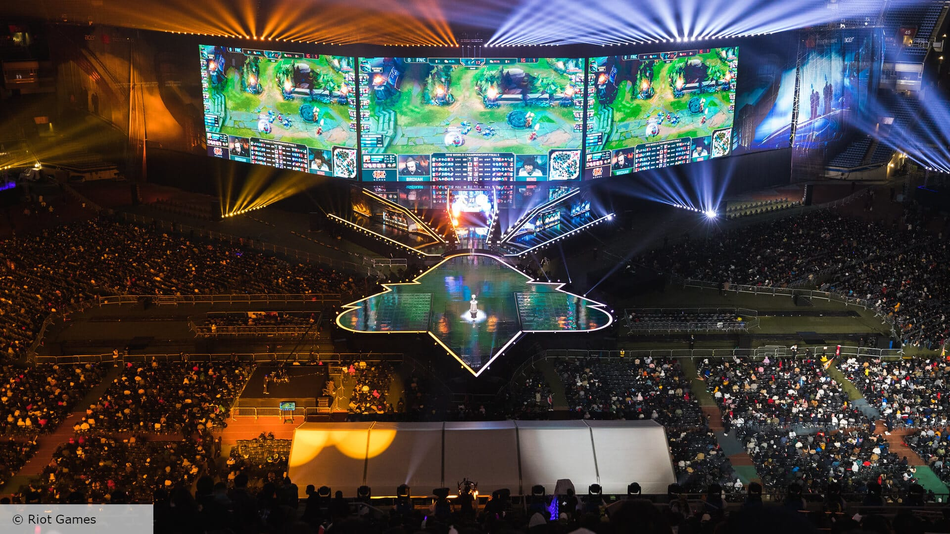 Worlds 2020 de League of Legends