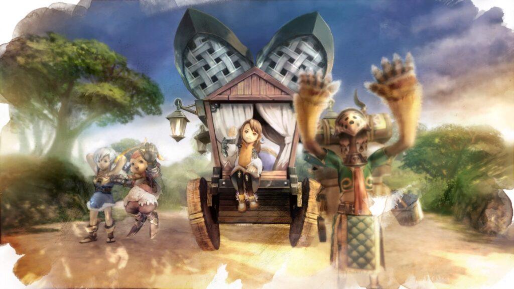 final fantasy crystal chronicles 2