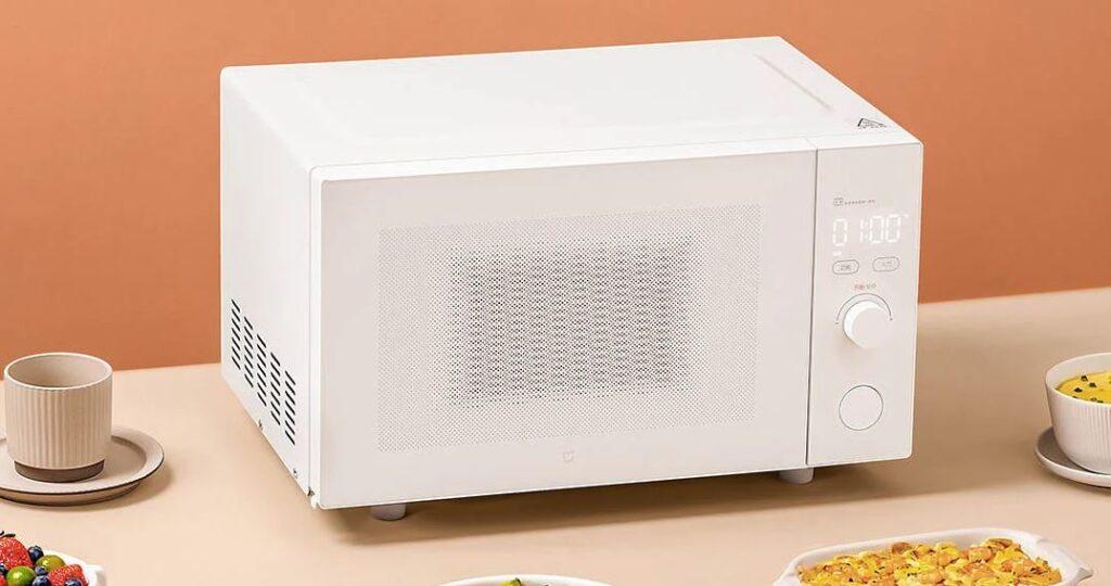 microondas inteligente xiaomi