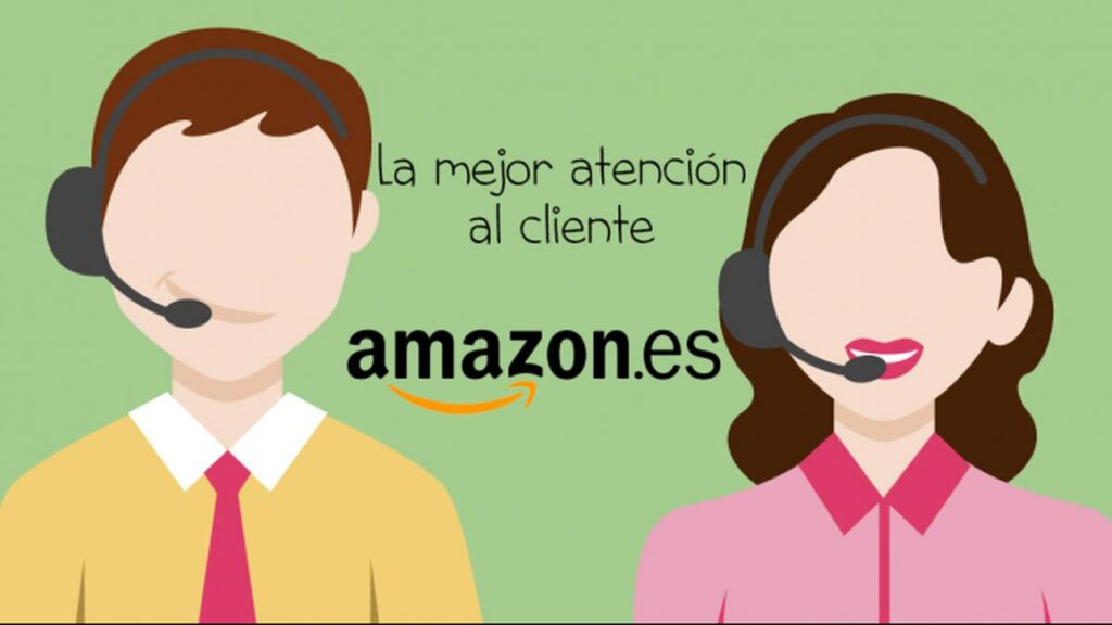 telefono amazon espana