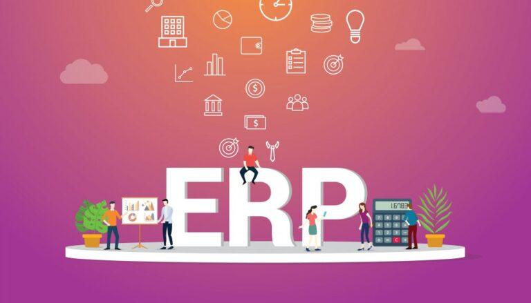 Gestion ERP